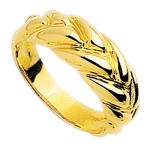 Bague Or jaune.