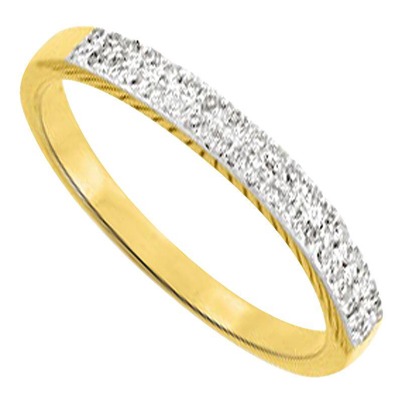 bague mariage femme diamant #6