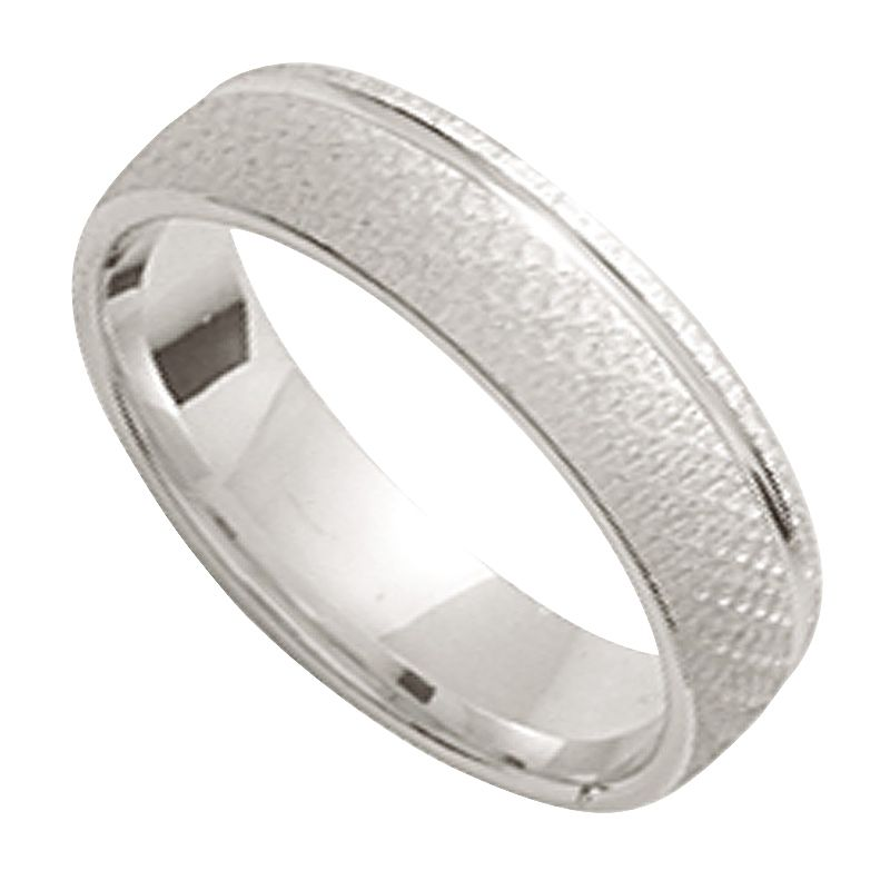 bague mariage homme or #5
